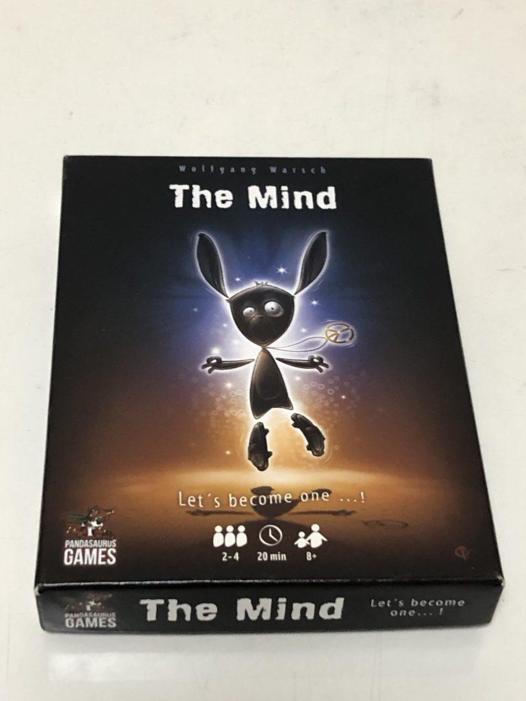 カードゲーム『ザ・マインド』の箱画像