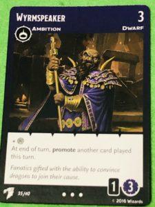 ボードゲーム『タイランツオブジアンダーダーク」の登場カード。解説用画像