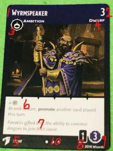 ゲームで使用するカード画像。解説番号付き